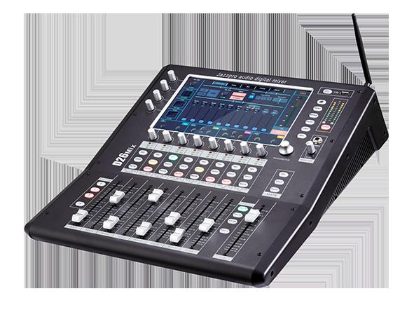 D26Mix  数字调音台
